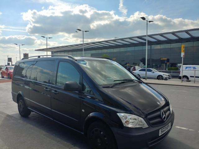 Abingdon Airport Transfers